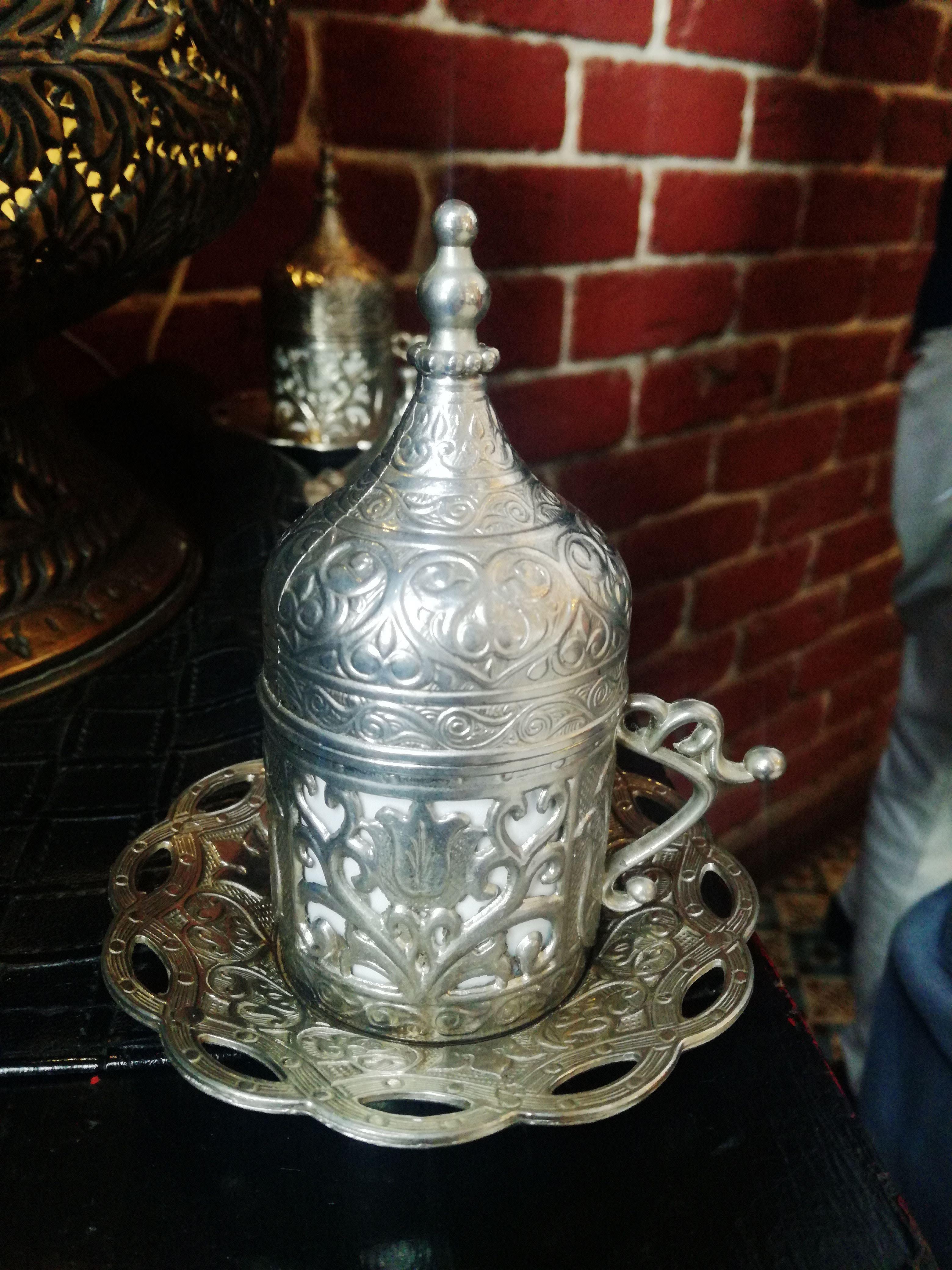 Interior - Turkish Restaurant