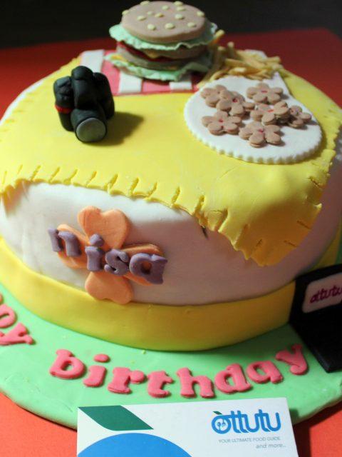 Decor - Saarah's Cake Shop