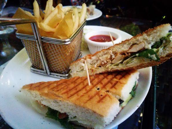 Chicken Chipotle Sandwich - The Patio