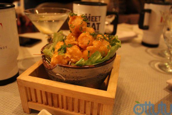 Sumo -Rock Shrimps