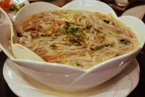 Noodle soup - Yu Long