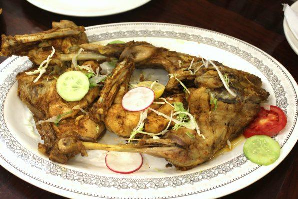 Desi Chicken Roast - Khan Baba